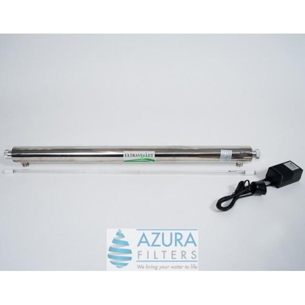 STERILIZATOR APA UV15 RACORD 1/2 ULTRAVIOLET