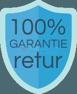 100%Garantie Retur 30 Zile