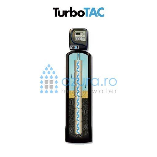 Dedurizator fara sare TurboTac Next Scale Stop