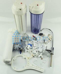 Componente purificatoare apa