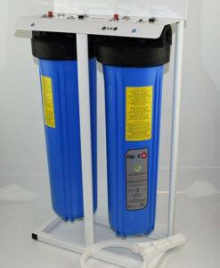 Dedurizator fara sare Duo Tac Next Scale Stop