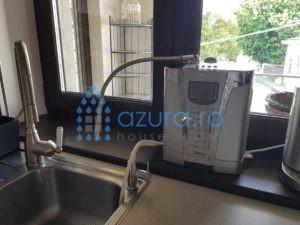 Apa alcalina ionizata produsa cu ionizator PurePro JA 703 in Bucuresti
