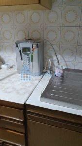 Apa alcalina ionizata produsa cu ionizator PurePro JA 703 in Slatina