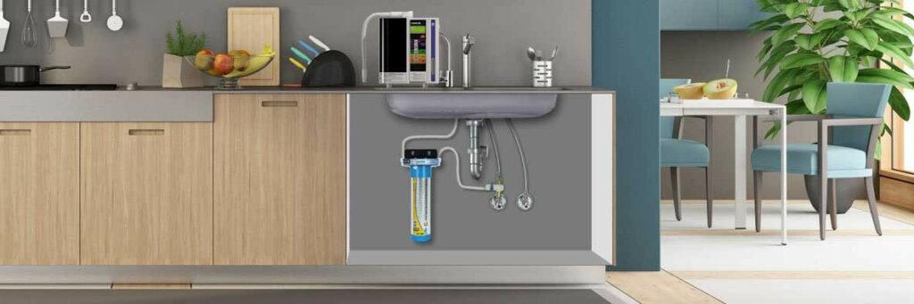 Si tu consumi apa alcalina Kangen fara un filtru de apa suplimentar